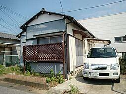 [一戸建] 埼玉県越谷市東大沢5丁目 の賃貸【/】の外観