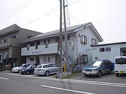 ラインマンション1[1階]の外観