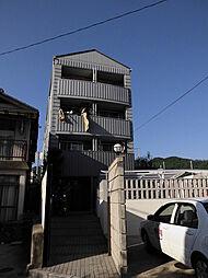 PRESTAGE・MISASAGI(プレステージ御陵)[4階]の外観