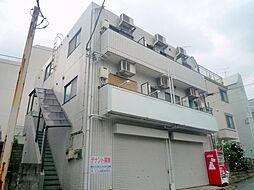 ブックスマンション南生田[3階]の外観