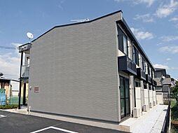 レオパレスエトワール惣社[2階]の外観