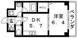 リメーンII[1階]の間取り
