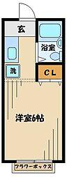 🉐敷金礼金0円!🉐コーポ青春I