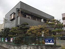 埼玉県さいたま市中央区上峰1丁目の賃貸アパートの外観