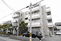 兵庫県尼崎市立花町1丁目の賃貸マンションの外観