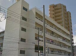 広島県広島市西区三滝町の賃貸マンションの外観