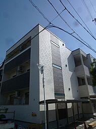 大阪府大阪市住吉区長居西3丁目の賃貸アパートの外観