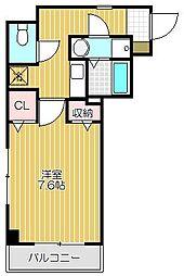 メゾン三光I[3階]の間取り