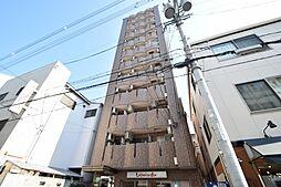 大阪府大阪市西区南堀江2丁目の賃貸マンションの外観