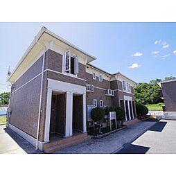 奈良県五條市釜窪町の賃貸アパートの外観