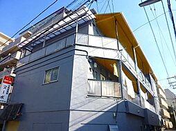 富士屋マンション[201号室号室]の外観