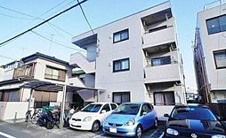 神奈川県大和市深見東1の賃貸マンションの外観