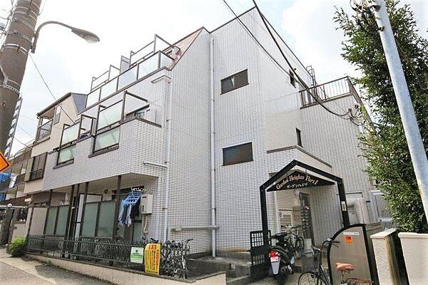 東京都新宿区上落合2丁目の賃貸マンション