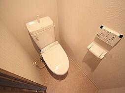 プレサンス丸の内レジデンスの温水洗浄暖房便座付トイレ