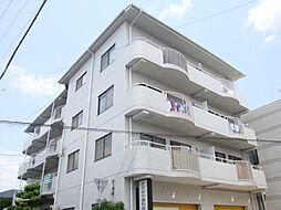 兵庫県宝塚市三笠町の賃貸マンションの外観