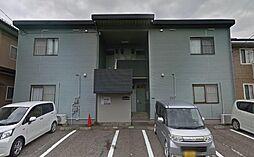 フラッツ成田[1階]の外観