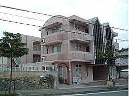 兵庫県姫路市新在家本町2丁目の賃貸マンションの外観