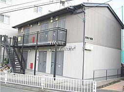神奈川県横浜市西区岡野2丁目の賃貸アパートの外観