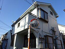 埼玉県新座市栗原5の賃貸アパートの外観