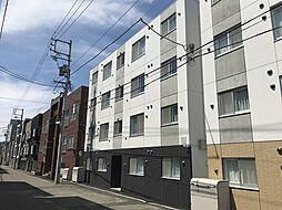 札幌市電2系統 中央区役所前駅 徒歩6分の賃貸マンション