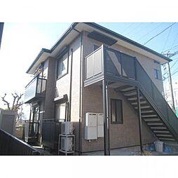神奈川県大和市上草柳7の賃貸アパートの外観