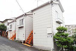 神奈川県川崎市多摩区生田6丁目の賃貸アパートの外観