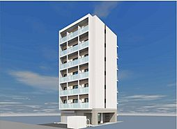 (仮)新庄町マンション計画[5階]の外観