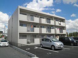 愛知県安城市緑町2丁目の賃貸マンションの外観