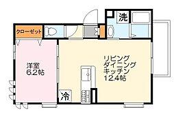 神奈川県川崎市多摩区長尾4丁目の賃貸アパートの外観