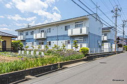 ガーデンタウン北長野 A[1階]の外観