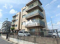 サニーヒルマンション[4階]の外観