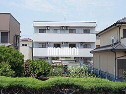 小林ハイツ六軒[3階]の外観