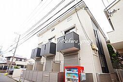 ネクスト湘南辻堂[1階]の外観
