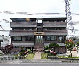 京都府京都市伏見区横大路龍ケ池の賃貸マンションの外観