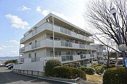 コープヒルズ美桜[1階]の外観