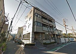 大阪府八尾市本町5丁目の賃貸マンションの外観