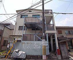 京都府京都市右京区西院久田町の賃貸アパートの外観