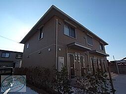 兵庫県神戸市西区玉津町新方の賃貸アパートの外観