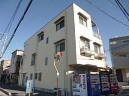 埼玉県川口市大字里の賃貸マンションの外観