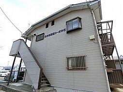 元今泉高橋コーポ第5[1階]の外観