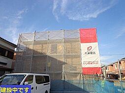 上野町アパート B棟[0201号室]の外観