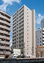 カスタリア大井町[1004号室]の外観