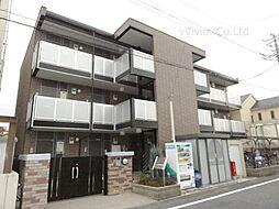 埼玉県坂戸市南町の賃貸マンションの外観