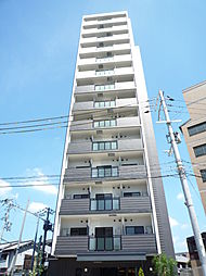 レジュールアッシュ北大阪グランドステージ[1206号室]の外観