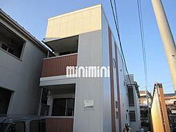 クレフラスト東仙台A[2階]の外観