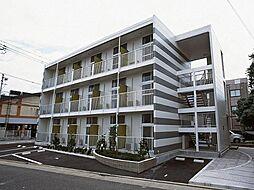 レオパレスイーグルY[1階]の外観