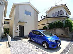 [一戸建] 千葉県松戸市二十世紀が丘中松町 の賃貸【/】の外観