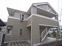 千葉県松戸市根木内の賃貸マンションの外観