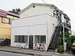 高松荘[1階]の外観