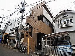 松戸カサベラ六番館[202号室]の外観